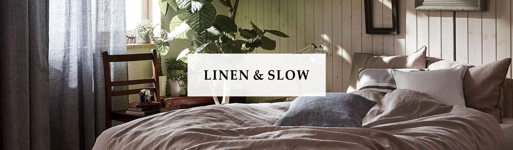 LINEN&SLOW